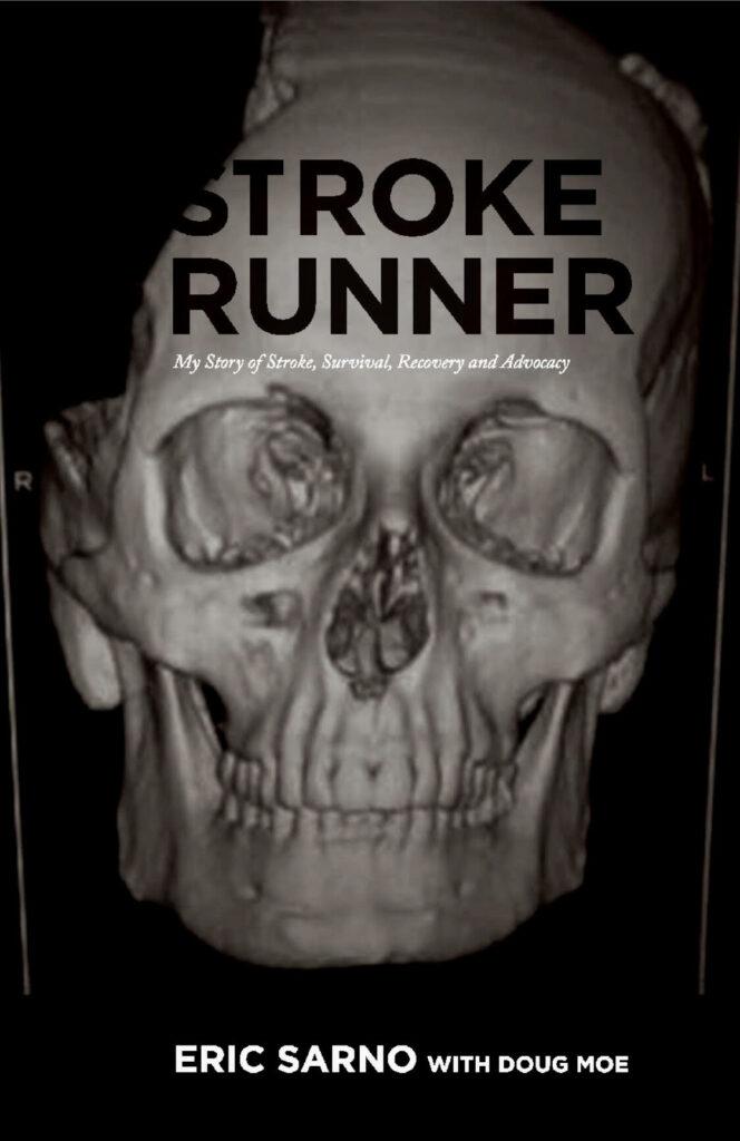 stroke runner book cover
